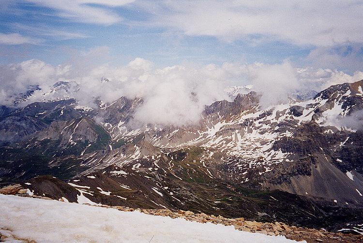 Vue du mont Thabor