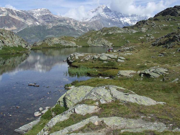 Du lac Blanc au Plan du lac