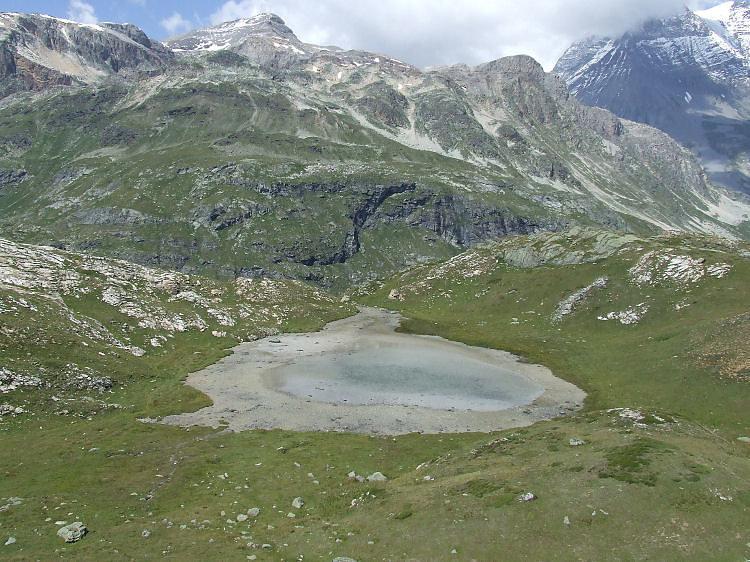 Le lac du lait