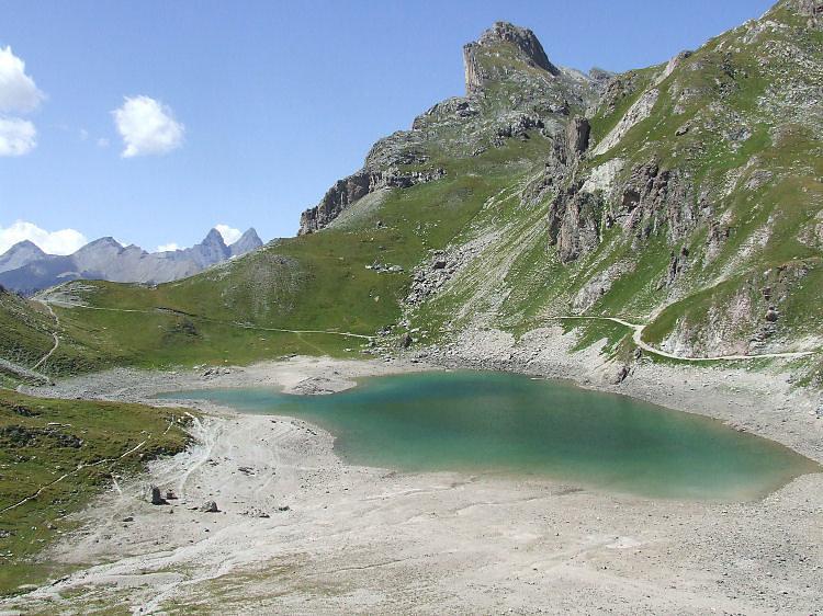 Au lac du Gand Pan