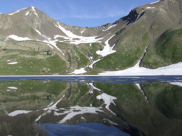 Le grand lac des Estaris