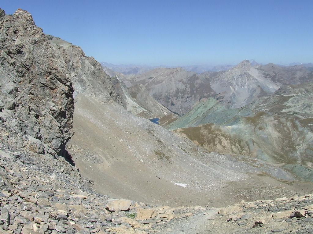 Le mont Ciaslaras